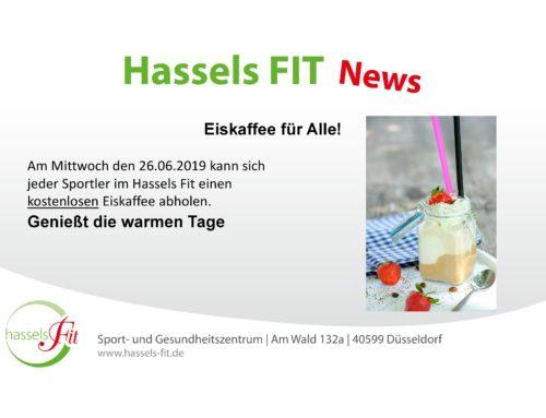 Eiskaffee für Alle!