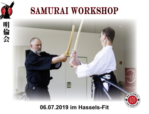 Samurai Workshop