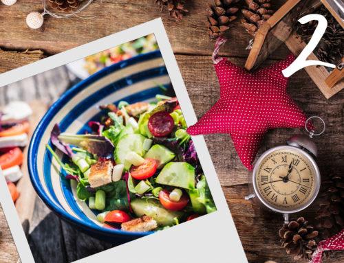 2. Türchen: Ernährungsberatung (2 x 60 Min.)  Heute nur 50€